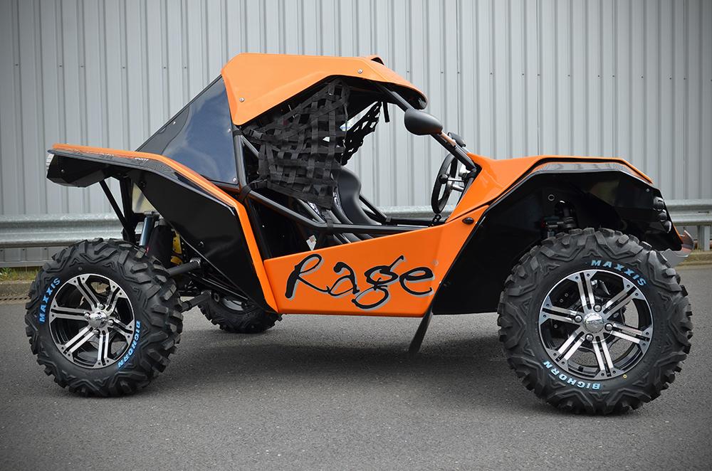 Rage Motorsport Slovenia - Drive Rage Buggy | Best Off Road
